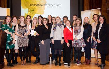 INVESTORINNEN.COM AWARDS 2018 – Rückblick & Fotogalerie