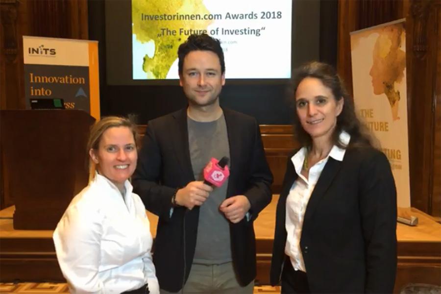 DerBrutkasten.com: Live-Interview von den AWARDS 2018
