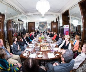 "Erster Investorinnen.com Roundtable: ""Women investing in Women"""
